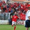 Zmaj - Hajduk VL 4-0 18.04.2010 - Papa slavi opršotaj uz gol i izboren penal