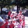 Dječji vrtić Blato u posjetu prostorijama Red Dragonsa, 08. Lipanj, 2010.