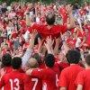 Zmaj Prvak - 30.05.2010. Croatia - Zmaj 0-2